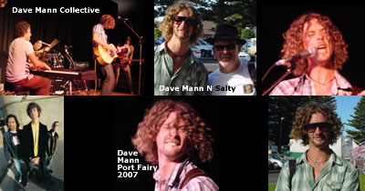 Dave Mann Collective - Port Fairy 2007