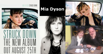 Mia Dyson Blues N Roots Music