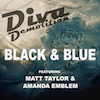 Diva Demolition - Black & Blue