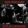 Paul Winn Band - Live At Lazybones